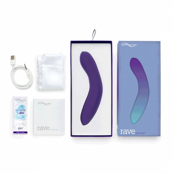 We-Vibe Rave - Wibrator Klasyczny (fioletowy)