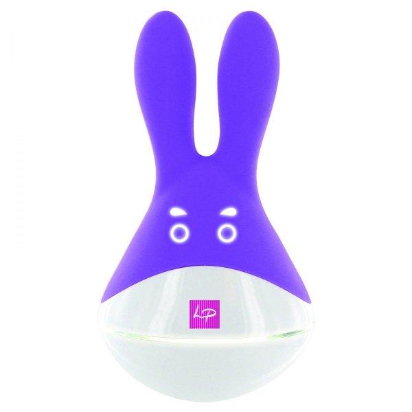LoversPremium O-Bunny Purple - masażer łechtaczki (fioletowy)