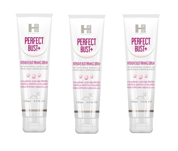 Zestaw Perfect Bust - 3 opakowania serum