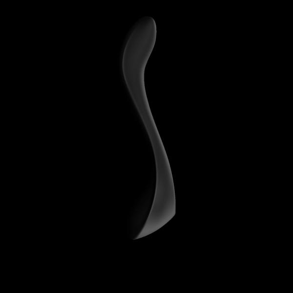 SATISFYER PARTNER MULTIFUN 2 - wibrator dla par (czarny)