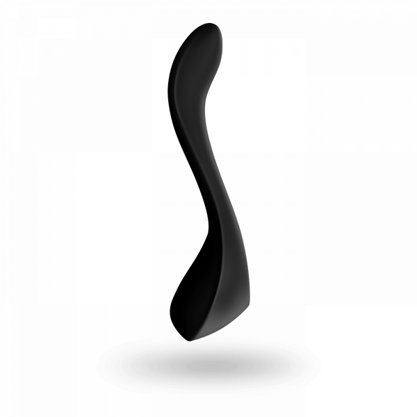 SATISFYER PARTNER MULTIFUN 2 Endless Joy - wibrator dla par (czarny)