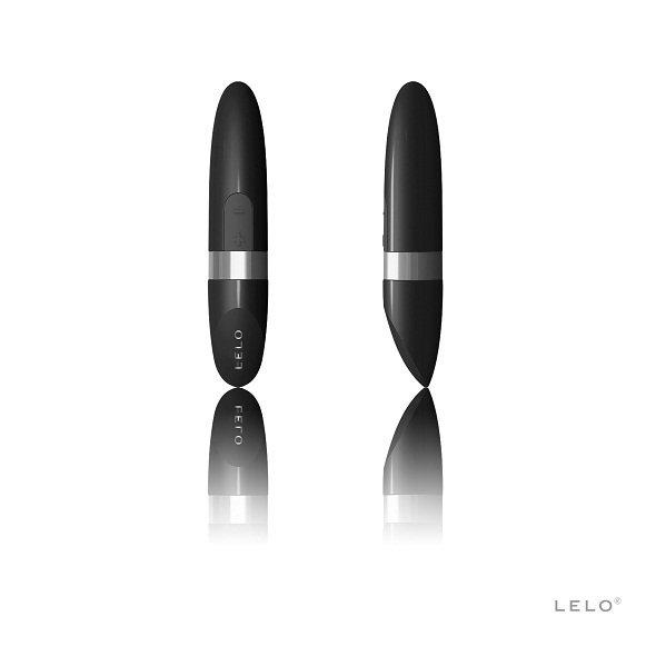 LELO - Mia 2 Mini Wibrator (czarny)