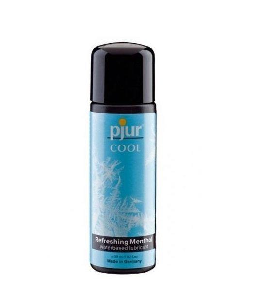 pjur Cool 30 ml - lubrykant chłodzący na bazie wody