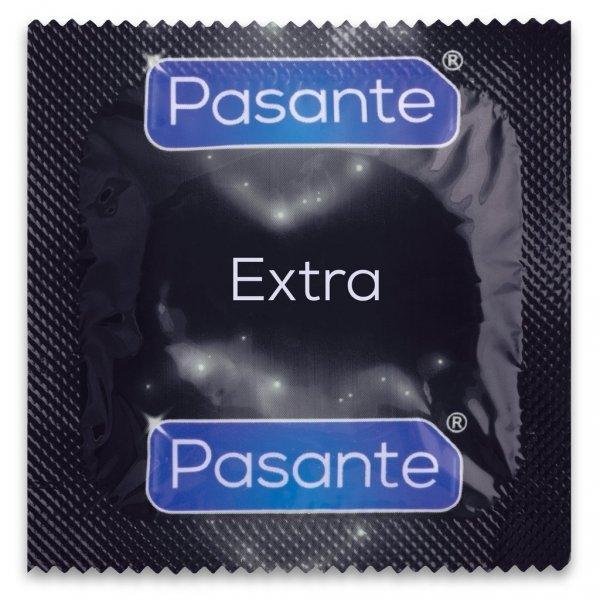 Pasante Extra Safe - Prezerwatywy wzmocnione (1op./12 szt.)