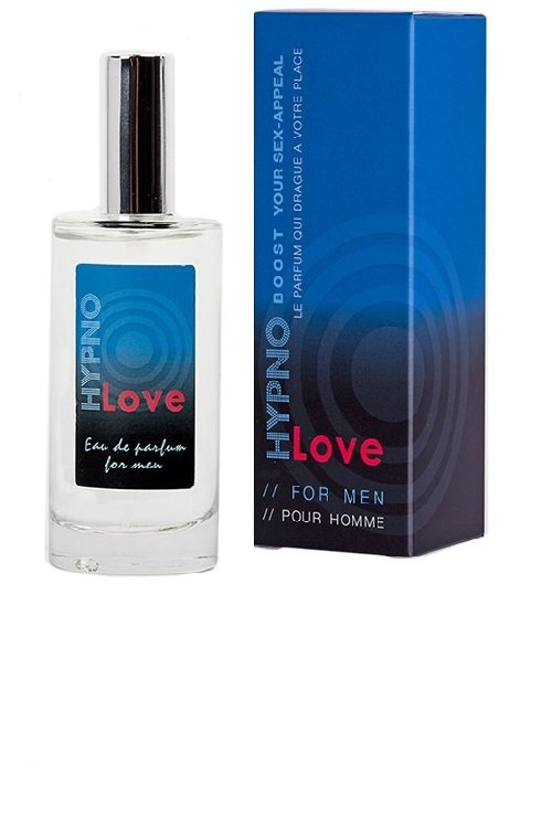 Hypno-Love Man 50ml perfumy z feromonami - męskie