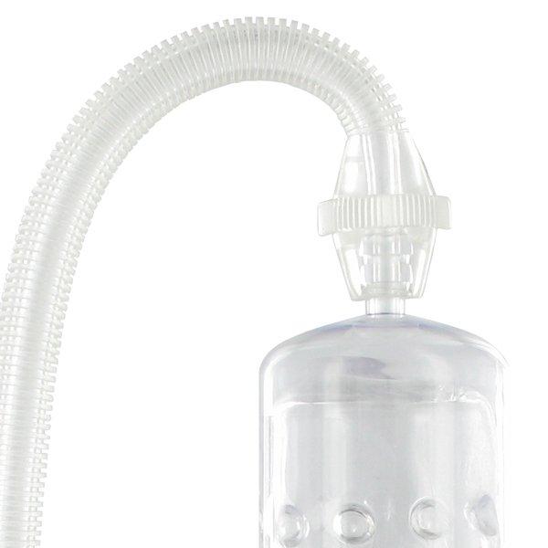 XLsucker Penis Pump - pompka do penisa (biały)