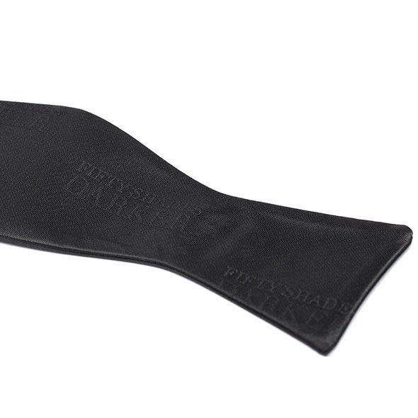 Fifty Shades of Grey - taśma do krepowania w muszce His Rules Bondage Bow Tie