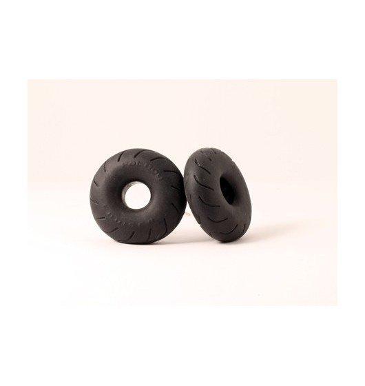 Pierścień erekcyjny Perfect Fit -  SilaSkin Cruiser Ring 63.5 mm (czarny)