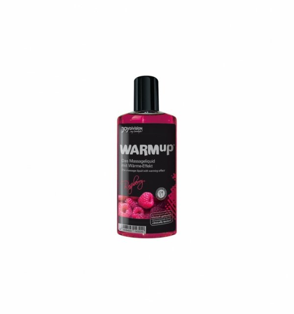 Żel do masażu WARMup Raspberry 150 ml