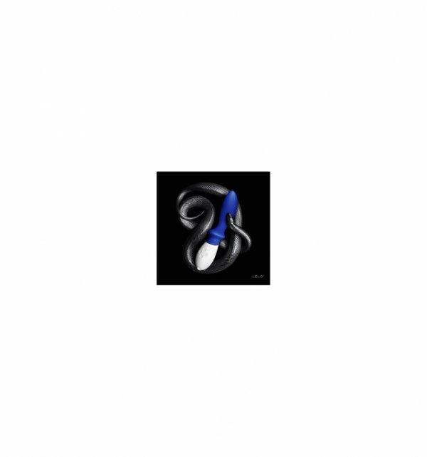 Wibrator LELO - Loki, niebieski