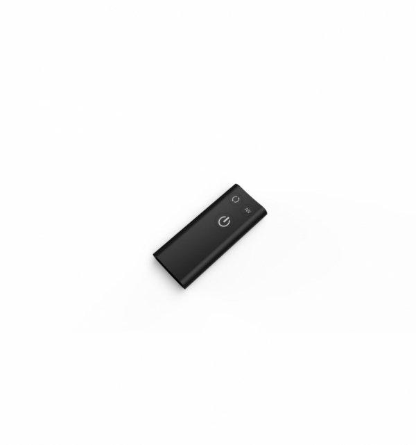 Wibrujący korek analny Nexus Revo Stealth