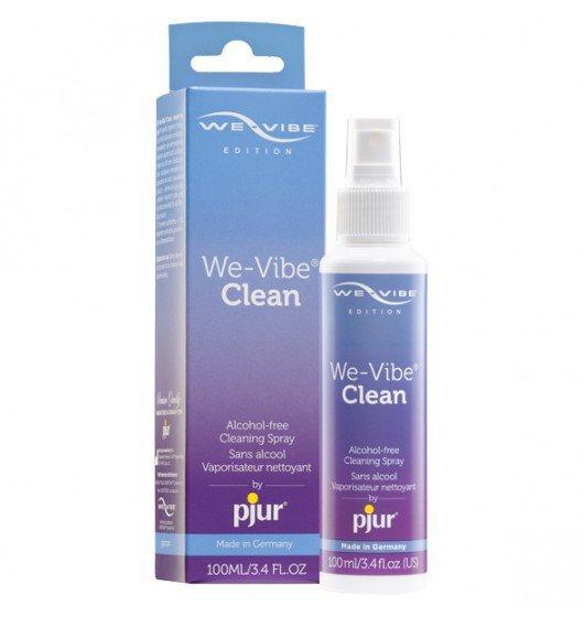 Lubrykant pjur - We-Vibe Clean, 100 ml