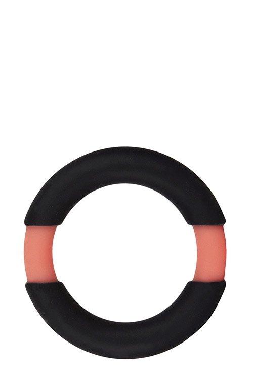 Neon Stimu Ring 37mm Black/Orange