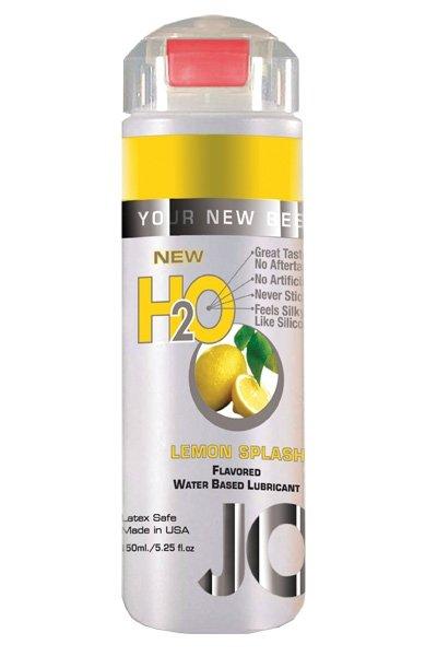 JO H2O Lubricant Lemon Splash 150ml