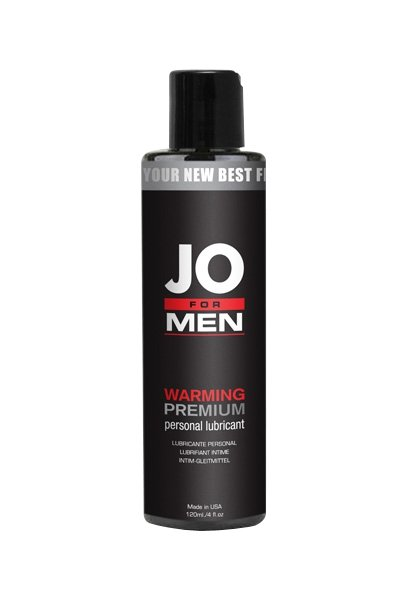 JO for Men Premium Warming 125ml