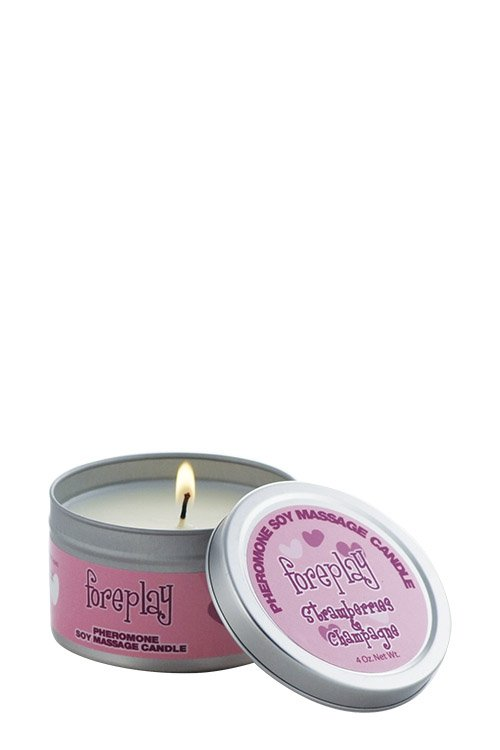 Soy Massage Candle Foreplay