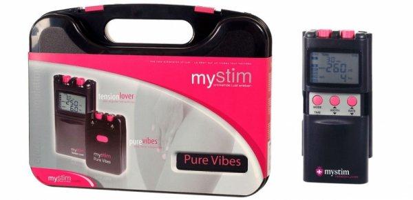 Mystim Tens Unit 3f Pure Vibes