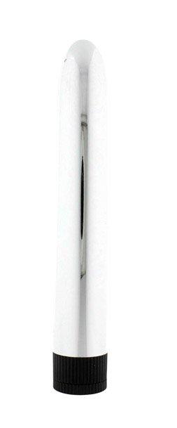 Super Slick Vibrator Silver