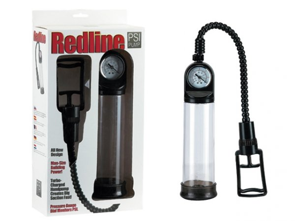 Redline Psi Pump Clear