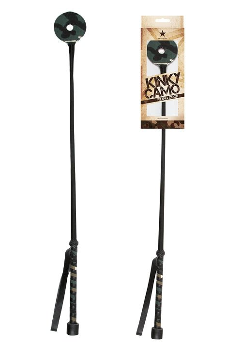 NS Novelties Kinky Camo Riding Crop