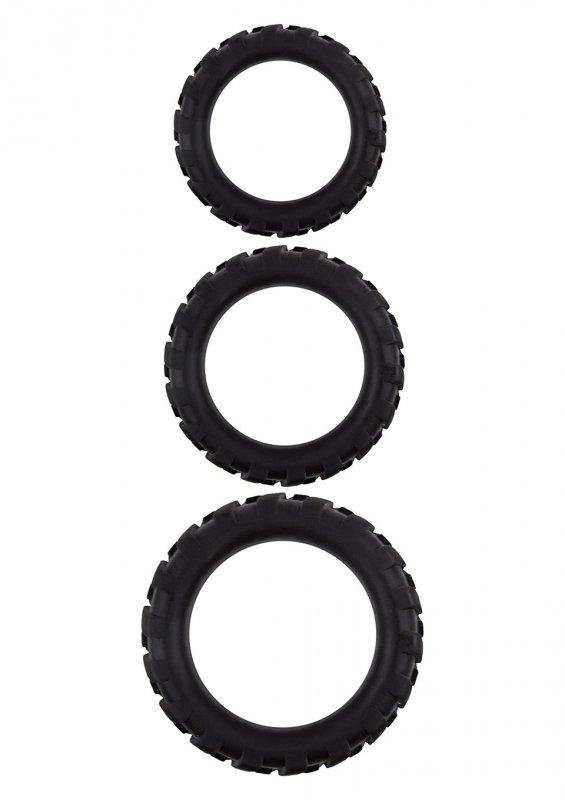 Endurance Rings Black