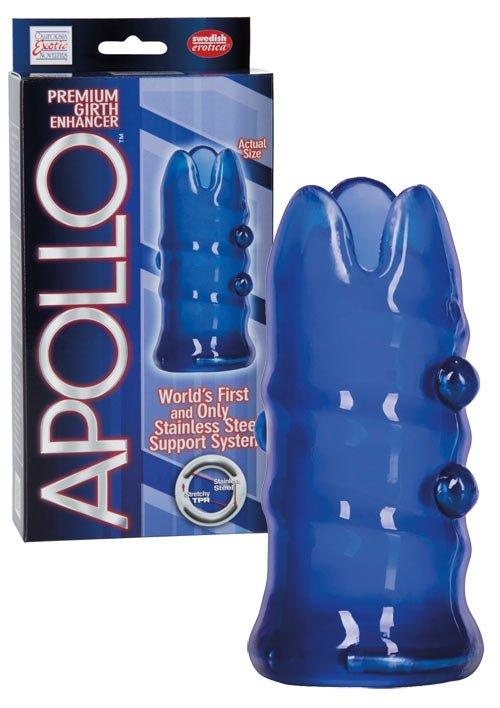Apollo Girth Enhancer Blue