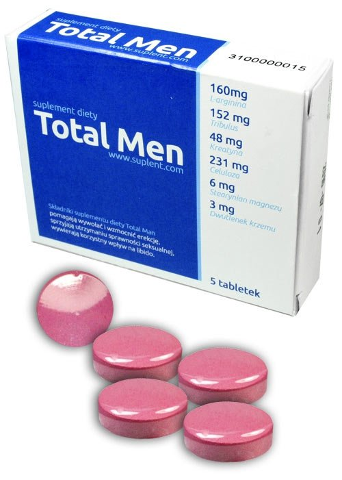 Total Men 5 tab