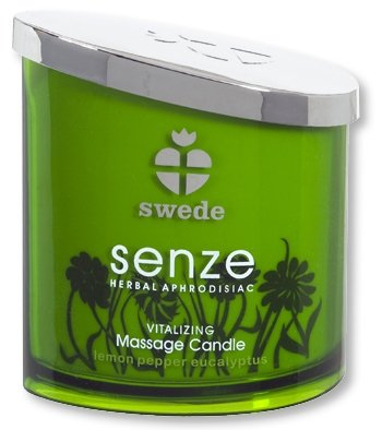 Senze Massage Candle Vitalizing 150