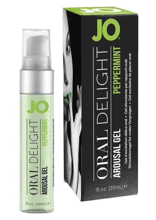 Jo Oral Delight Peppermint 30 ml