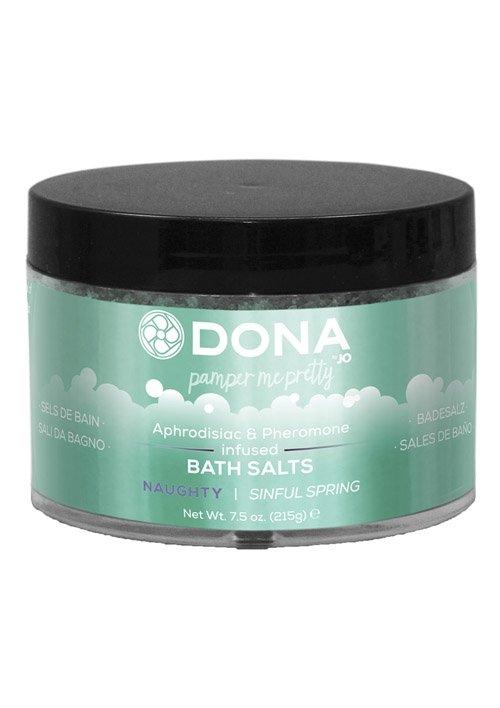 Bath Salt Sinful Spring 215g