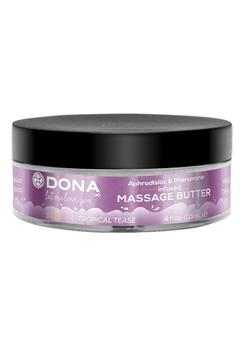 Massage Butter Tropical 120 ml