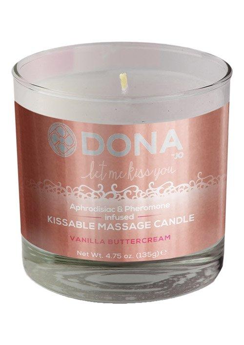Massage Candle Vanilla 135 G