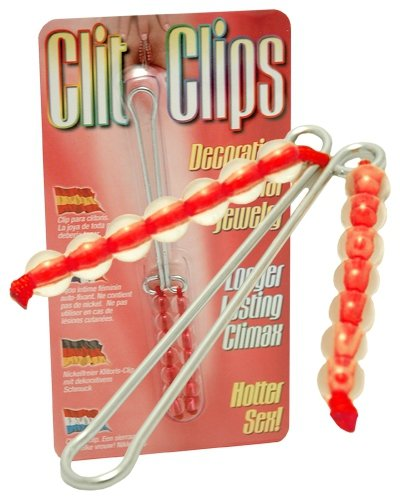 Clit Clips red