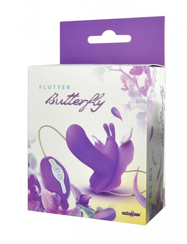 Range Flutter Butterfly