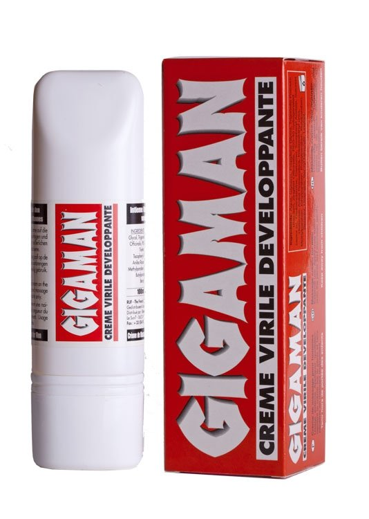Gigaman Cream 100 ml