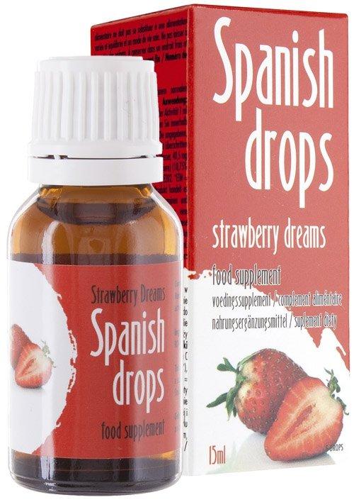 Spanish Drops Strawberry 15 ml