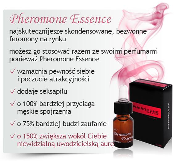 Feromony Pheromone Essence damskie