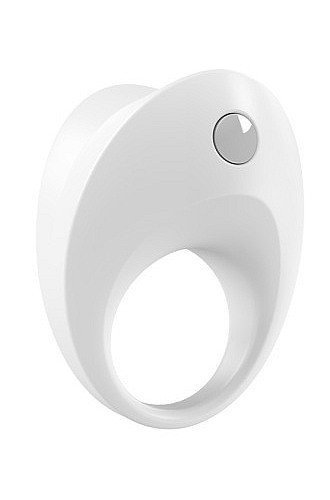 Pierścień erekcyjny Ovo B10 Vibrating Ring White