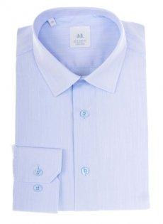 Koszula męska Slim - błękitna