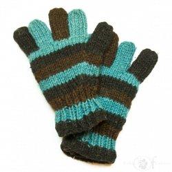 Kolorowe rękawiczki