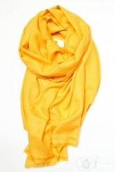 Szal żółty