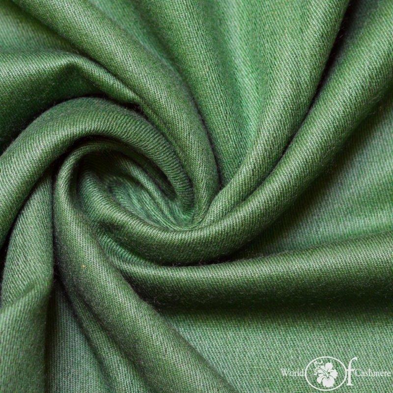 Zielony szal / chusta