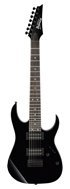 IBANEZ GRG7221-BKN 7 STRUNOWA - BLACK NIGHT