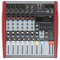 Novox M8 Mikser z odtwarzaczem MP3 USB