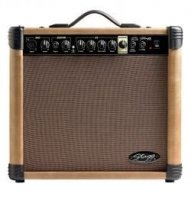 Stagg 40 AA R - combo akustyczna 40 Watt z reverbem