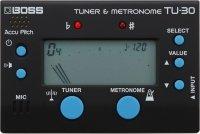 Boss TU-30 Tuner i metronom