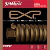 D'Addario EXP17 Struny do gitary akustycznej