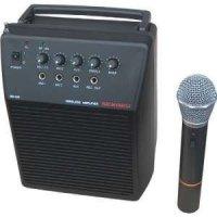 Sekaku WA-320  zestaw nagłaśniający z mikrofonem bezprzewodowym