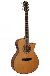 Dowina Rustica JCE Gitara elektro-akustyczna