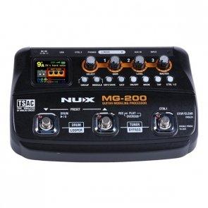 NUX MG-200 Multiefekt gitarowy